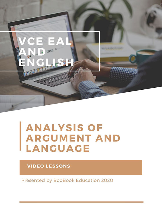 Boobook Education online lessons for English and EAL students