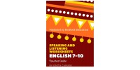 Speaking and Listening English 7-10